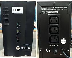 Bộ lưu điện Ups BEKO BL600VA