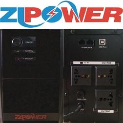 Bộ lưu điện Ups ZLPower HQ1500