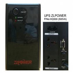 Bộ lưu điện UPS ZLPOWER HQ500