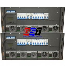 Tủ sạc ắc quy 380/220VAC/24VDC/10A