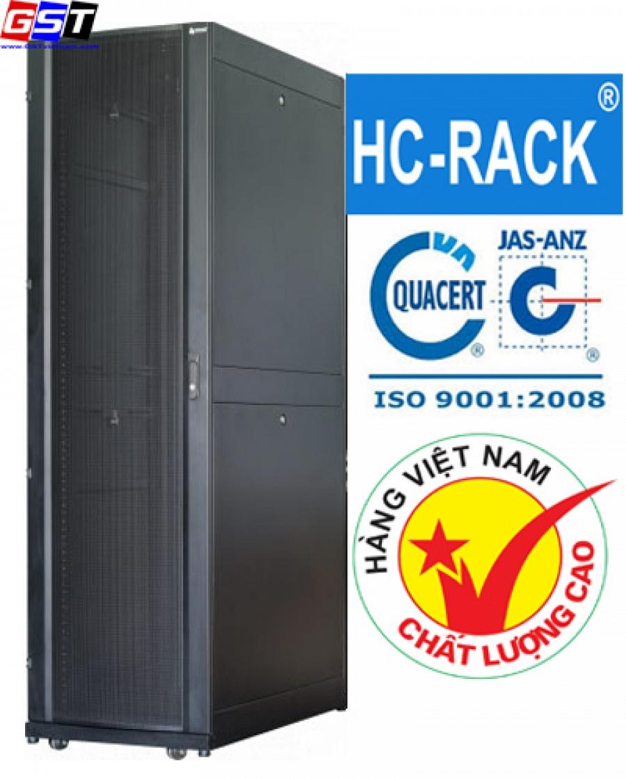 Tủ Mạng HC-Rack 42U-D600,tu mang hcrack 42ud600